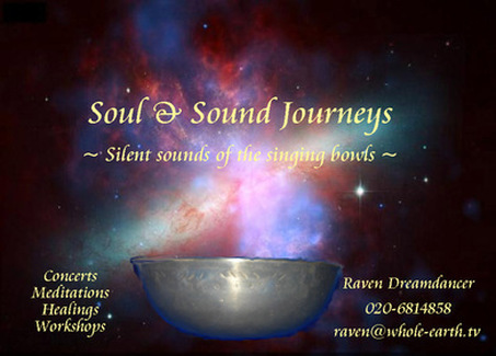 Foto Singing bowls by Raven